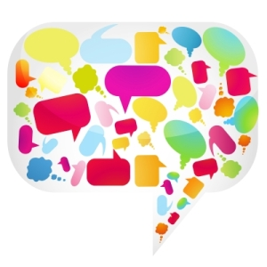 image of speech bubble courtesy of